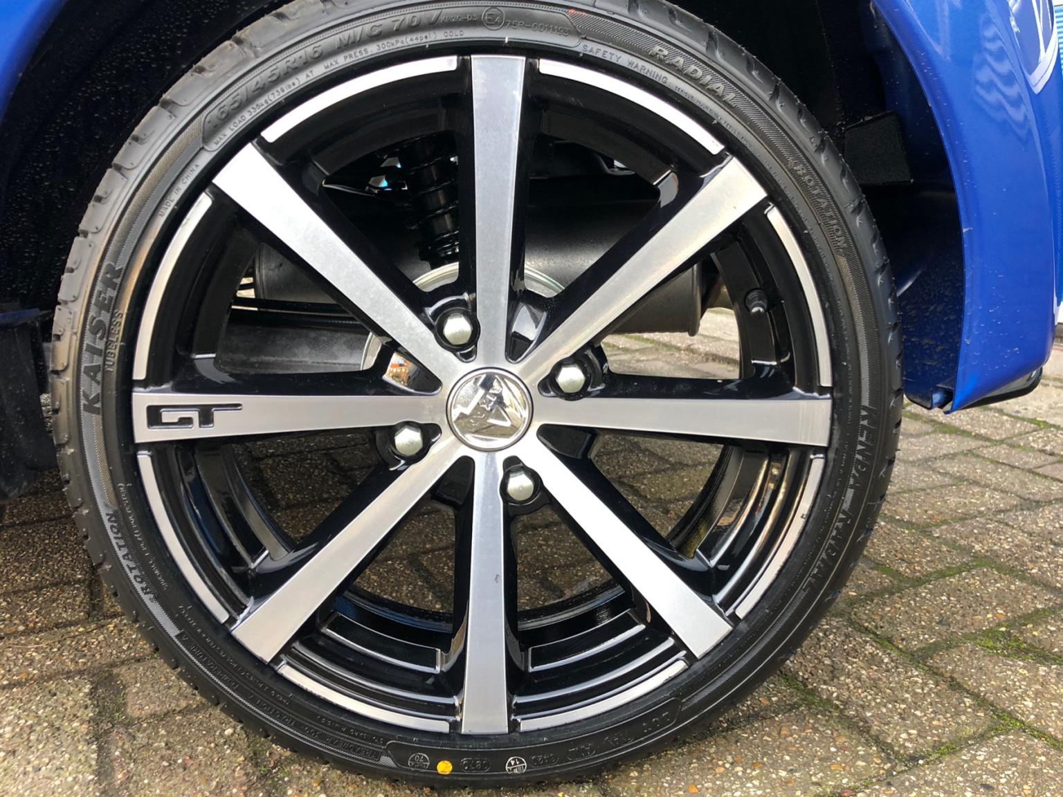 """Aixam-Brommobiel Coupe GTI nieuw sportief 16"""" wielen-4"""